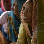 Emprender con compresas en la India